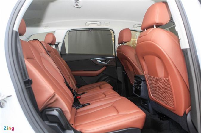 Audi Q7 và Mercedes-Benz GLE - chọn SUV sang nào với hơn 4 tỷ đồng? ảnh 11