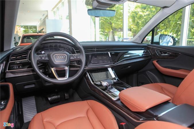 Audi Q7 và Mercedes-Benz GLE - chọn SUV sang nào với hơn 4 tỷ đồng? ảnh 07