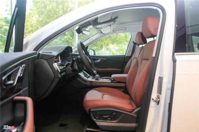 Audi Q7 và Mercedes-Benz GLE - chọn SUV sang nào với hơn 4 tỷ đồng? ảnh 09