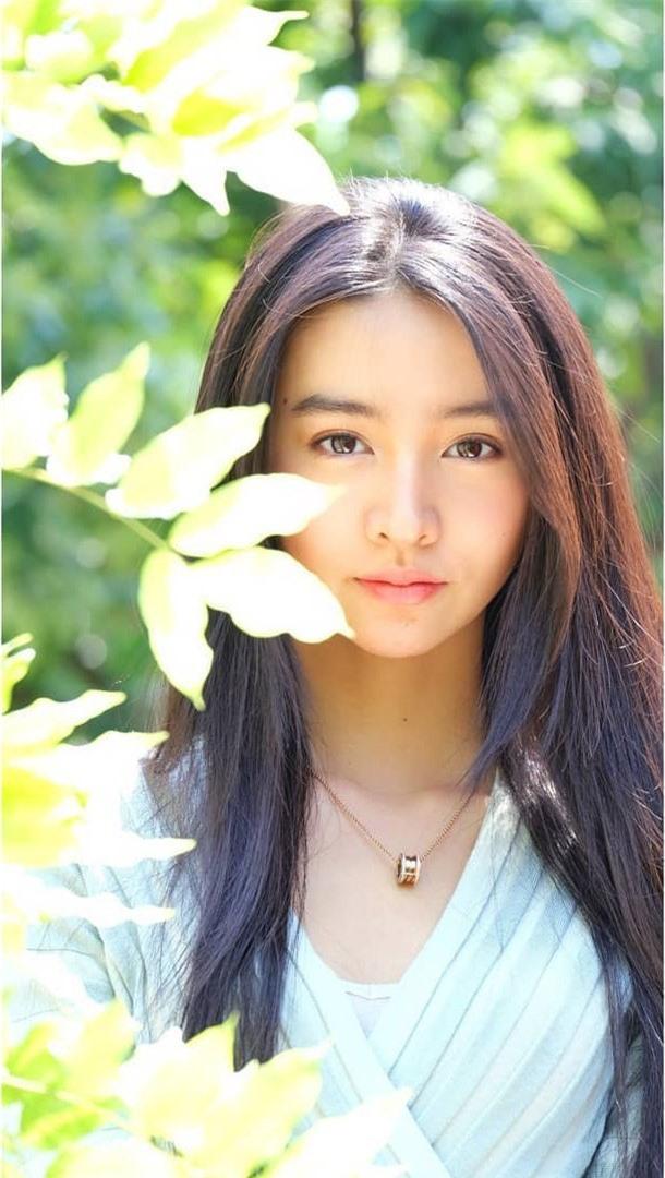Vẻ đẹp trong veo như nàng thơ của người mẫu 17 tuổi Nhật Bản - ảnh 10