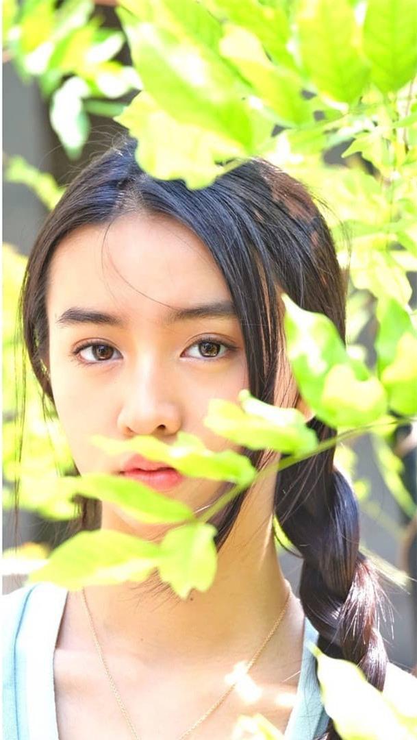 Vẻ đẹp trong veo như nàng thơ của người mẫu 17 tuổi Nhật Bản - ảnh 12