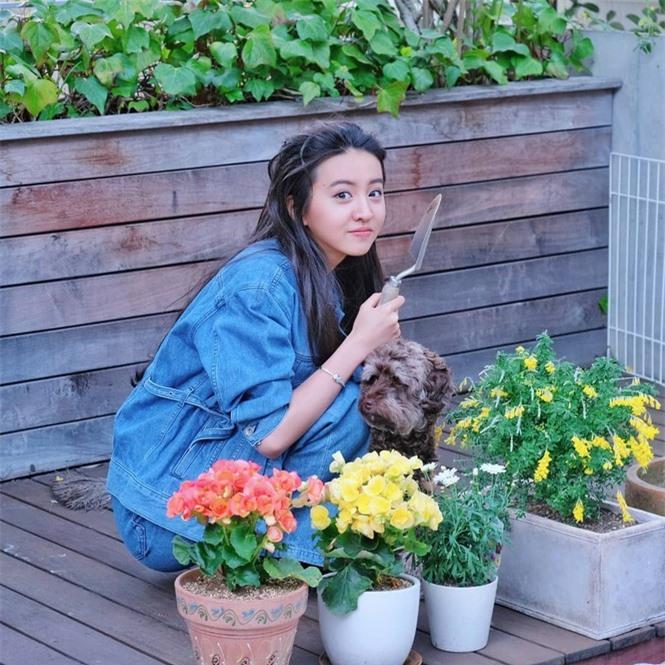 Vẻ đẹp trong veo như nàng thơ của người mẫu 17 tuổi Nhật Bản - ảnh 15