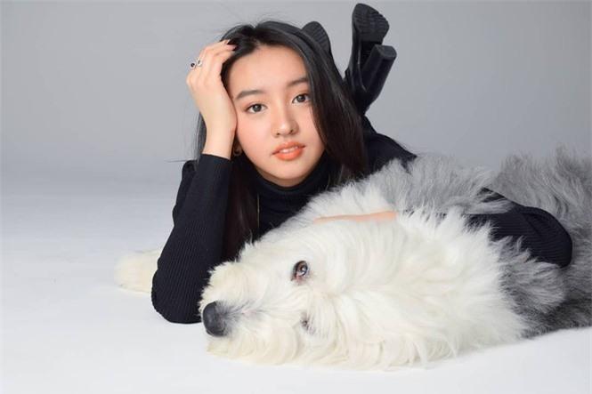 Vẻ đẹp trong veo như nàng thơ của người mẫu 17 tuổi Nhật Bản - ảnh 16