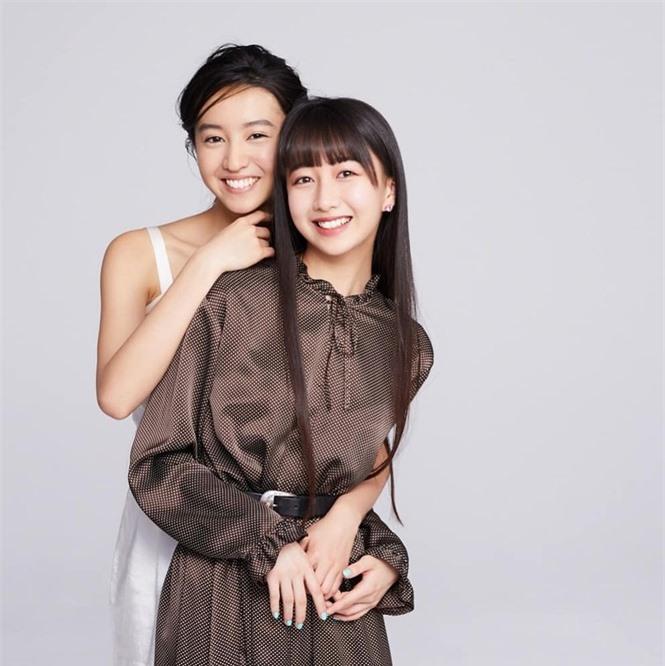 Vẻ đẹp trong veo như nàng thơ của người mẫu 17 tuổi Nhật Bản - ảnh 19