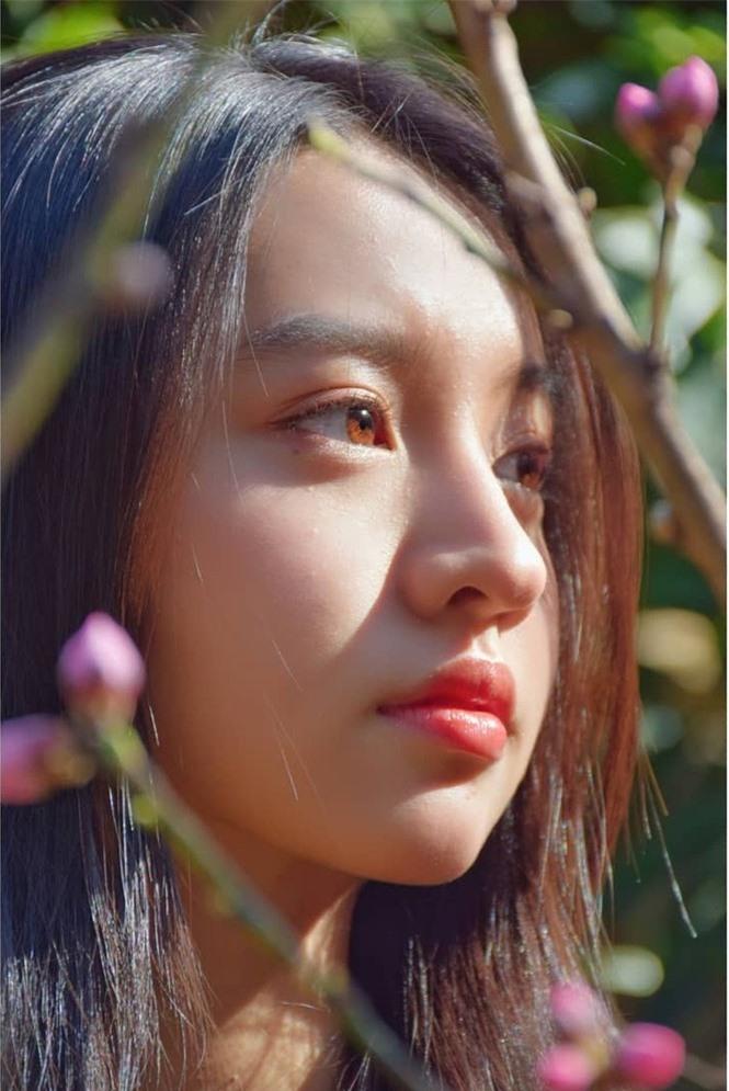 Vẻ đẹp trong veo như nàng thơ của người mẫu 17 tuổi Nhật Bản - ảnh 6