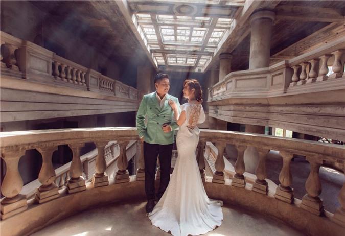 Vợ chồng Thanh Thúy - Đức Thịnh tung bộ ảnh đẹp ngất ngây trời mây nhân kỷ niệm 12 năm ngày cưới - Ảnh 2.