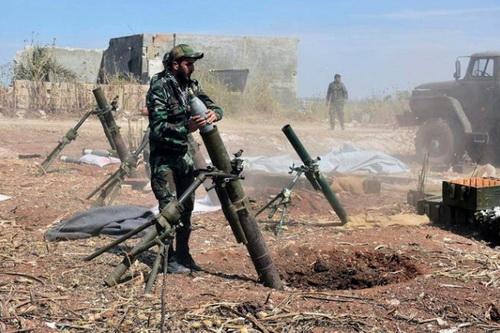 Tình hình chiến sự và an ninh tại Syria vẫn tỏ ra vô cùng bất ổn. Ảnh: Al Masdar News.