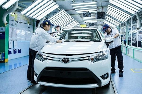 Thủ tướng Chính phủ đồng ý giảm 50% lệ phí trước bạ cho ôtô sản xuất hoặc lắp ráp trong nước đến hết năm 2020 (Ảnh minh họa)