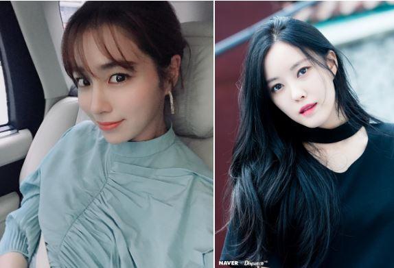 Lee Min Jung và Hyomin bị chỉ trích vì tham gia tiệc sinh nhật.