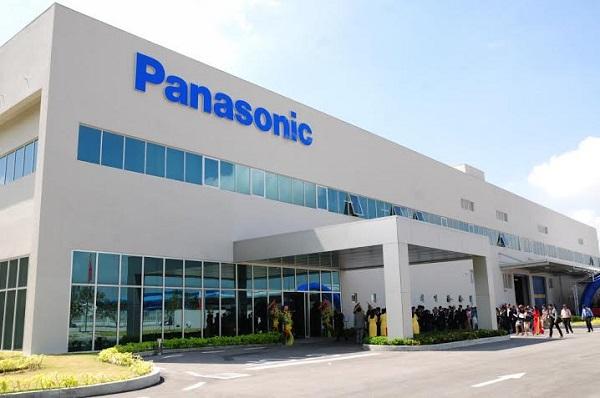 Nhà máy Panasonic tại Việt Nam. Ảnh: Panasonic.