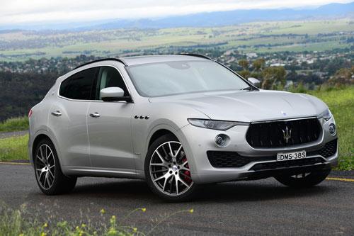 10. Maserati Levante S GranSport.