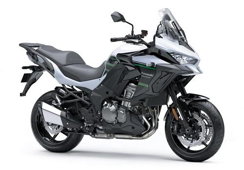 Kawasaki Versys 1000 BS6.