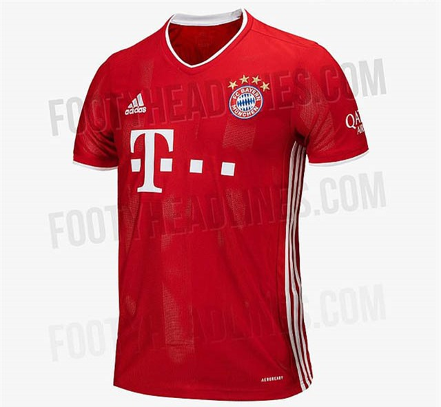 Áo đấu của Bayern Munich