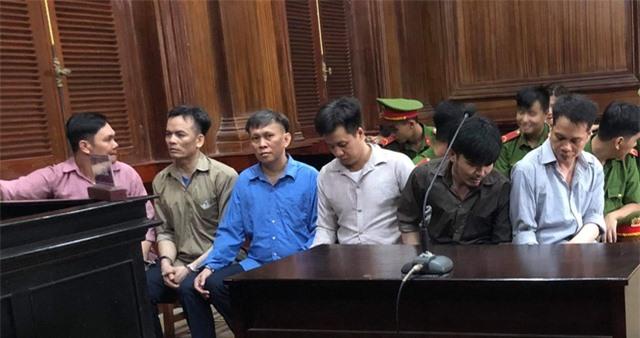 Chôn ma túy dưới nhà vệ sinh, 3 người đàn ông lãnh án tử hình - 1
