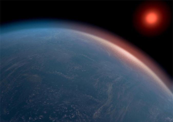 Phát hiện bất ngờ: một siêu trái đất có thể ở được - Ảnh 1.