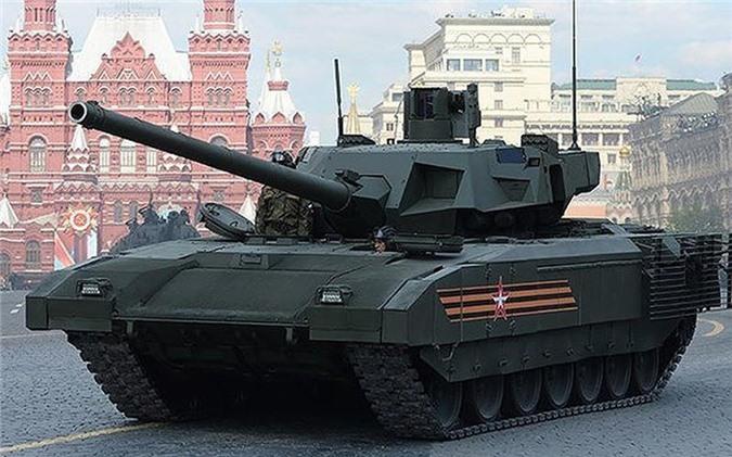 T-14 Amatar có đúng như những gì Nga 'quảng cáo'?