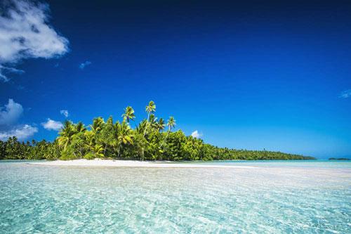 Tuvalu: Là một trong những quốc gia nhỏ và xa xôi nhất thế giới, hòn đảo nằm ở Thái Bình Dương này có dân số chỉ khoảng 10.000 người với biển xanh, nắng vàng, không gian thanh bình, yên ả. Ảnh: Timelesstuvalu.