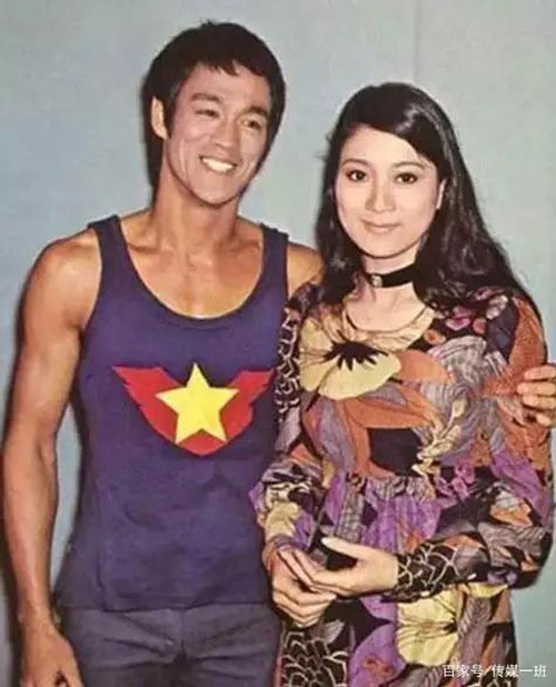 Chuyện tình cảm của Đinh Bội và Lý Tiểu Long tiêu tốn nhiều giấy mực của báo giới.