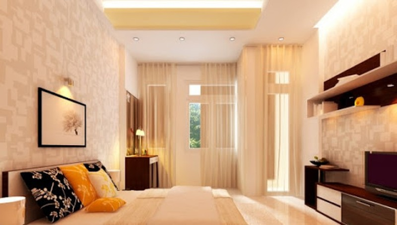 Thiết kế phòng ngủ theo mệnh phát tài