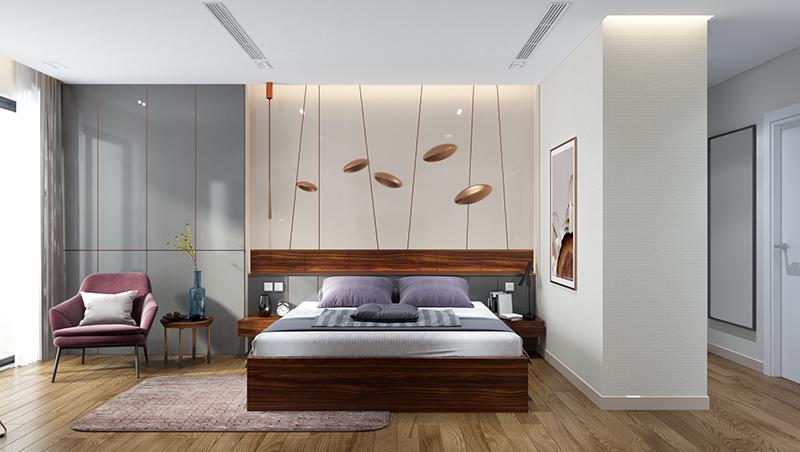 Thiết kế phòng ngủ theo mệnh
