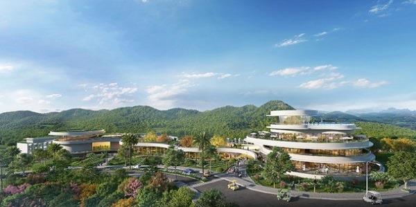 Phối cảnh dự án Legacy Hill Hòa Bình.