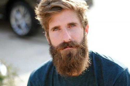 Vi khuẩn trên bộ râu của nam giới cung cấp chất kháng sinh