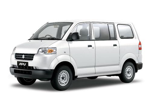 5. Suzuki APV Minibus (doanh số: 293 chiếc).