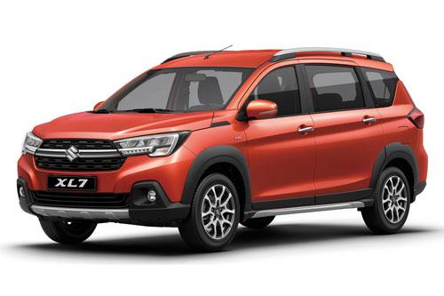 8. Suzuki XL7 (doanh số: 267 chiếc).