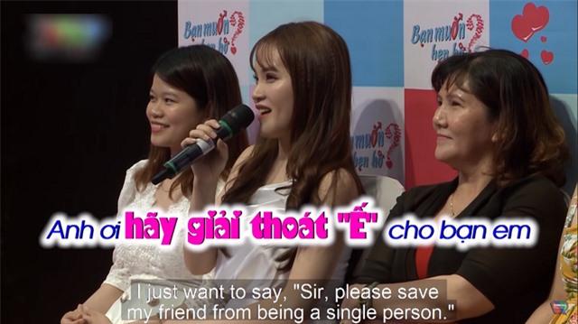 Đưa bạn đi mai mối, thiếu nữ Bình Định chiếm sóng show hẹn hò - 2