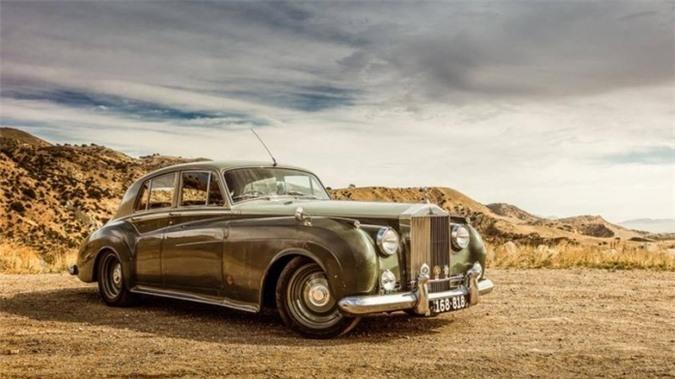 Bất ngờ với những chiếc Rolls-Royce có tốc độ khủng khiếp ảnh 02