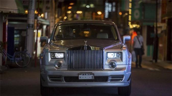 Bất ngờ với những chiếc Rolls-Royce có tốc độ khủng khiếp ảnh 03