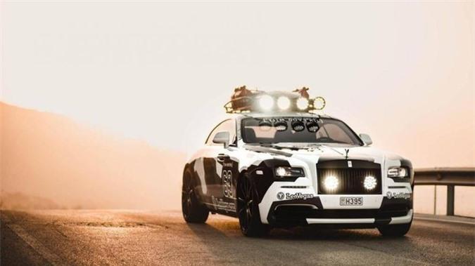 Bất ngờ với những chiếc Rolls-Royce có tốc độ khủng khiếp ảnh 04