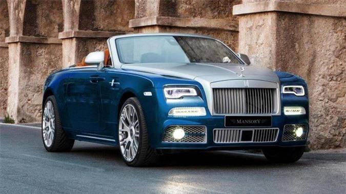 Bất ngờ với những chiếc Rolls-Royce có tốc độ khủng khiếp ảnh 05