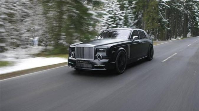 Bất ngờ với những chiếc Rolls-Royce có tốc độ khủng khiếp ảnh 06