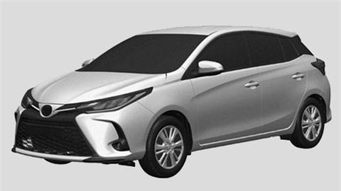 Toyota Yaris 2021.