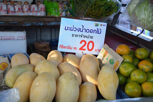 Trái cây đẩy mạnh xuất khẩu sang thị trường Thái Lan (Ảnh: Tư liệu)