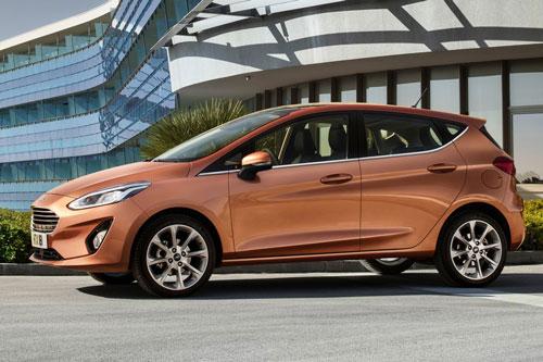 10. Ford Fiesta (doanh số: 51.264 chiếc).