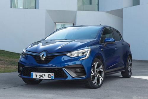 2. Renault Clio (doanh số: 78.951 chiếc).