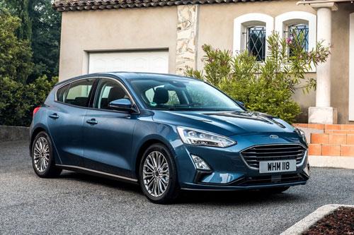 6. Ford Focus (doanh số: 65.661 chiếc).