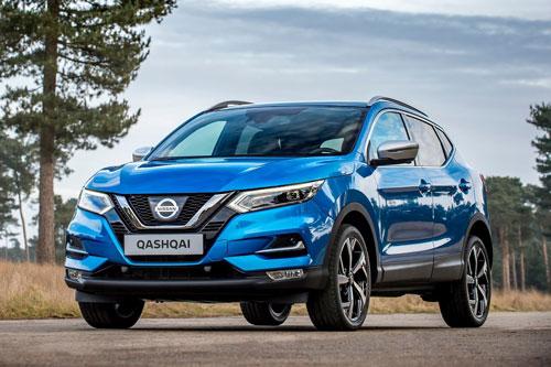 7. Nissan Qashqai (doanh số: 63.871 chiếc).