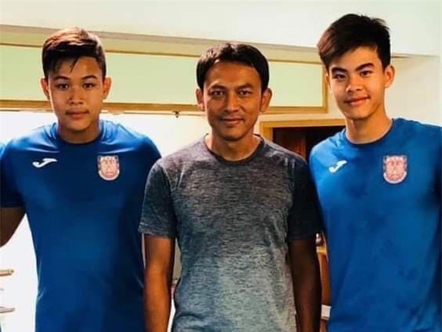 Bóng đá Thái Lan khoe những tài năng trẻ đang đá tại châu Âu - 4