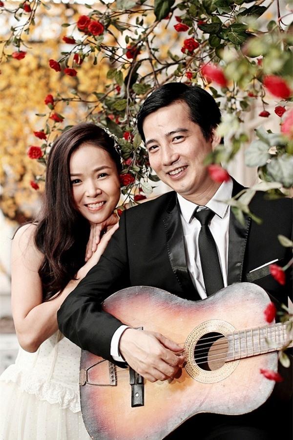 Đời thực viên mãn bên chồng nổi tiếng của Diễm Hương Tình yêu và tham vọng - Ảnh 2.