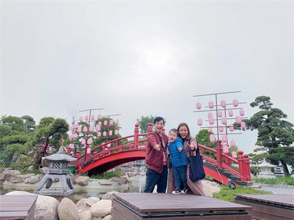 Đời thực viên mãn bên chồng nổi tiếng của Diễm Hương Tình yêu và tham vọng - Ảnh 5.