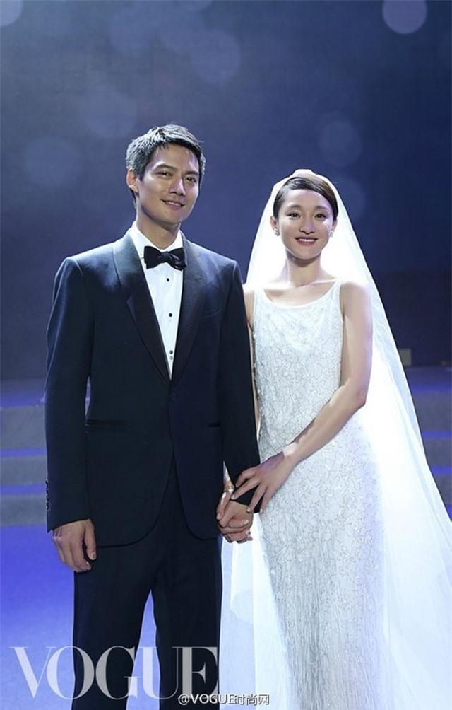 Hé lộ lý do Châu Tấn và chồng không công khai ly hôn - 1