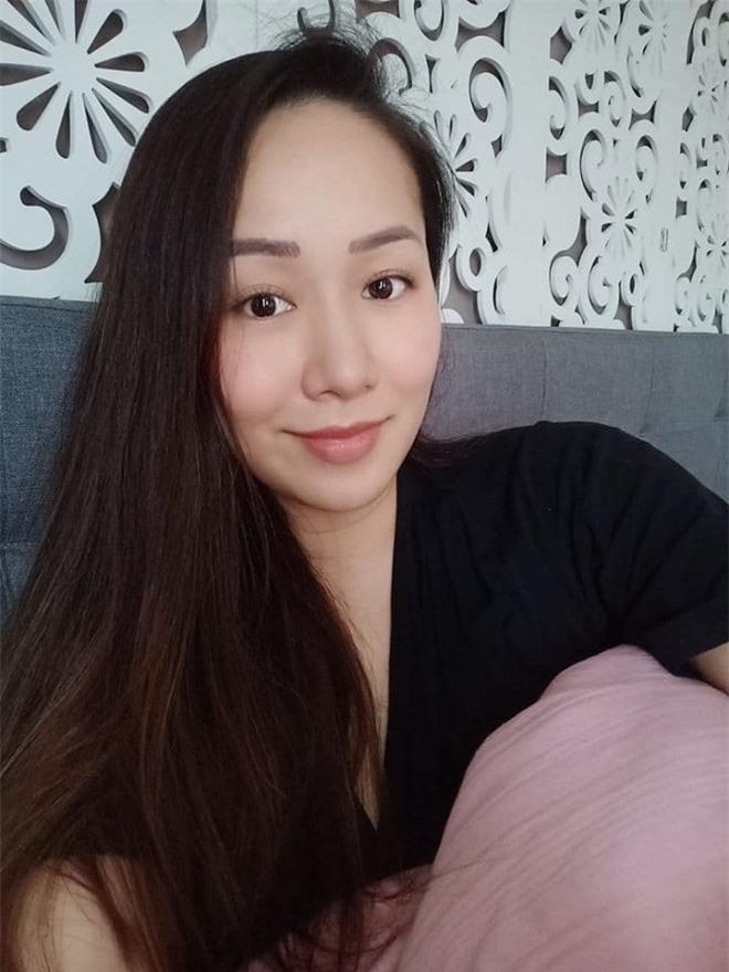 Hoa hậu Ngô Phương Lan cắt tóc 1