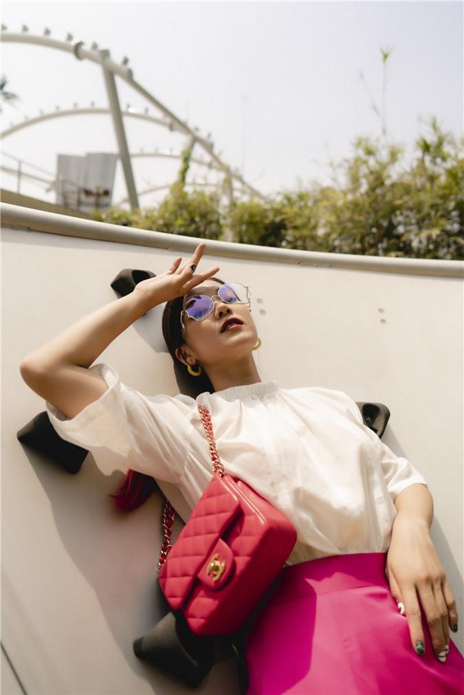 Hoàng Yến Chibi khoe vẻ xinh đẹp, cá tính - Ảnh 11.