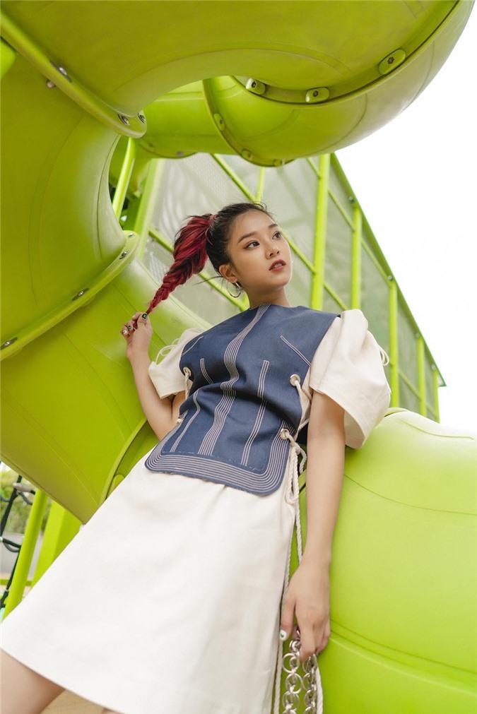 Hoàng Yến Chibi khoe vẻ xinh đẹp, cá tính - Ảnh 6.