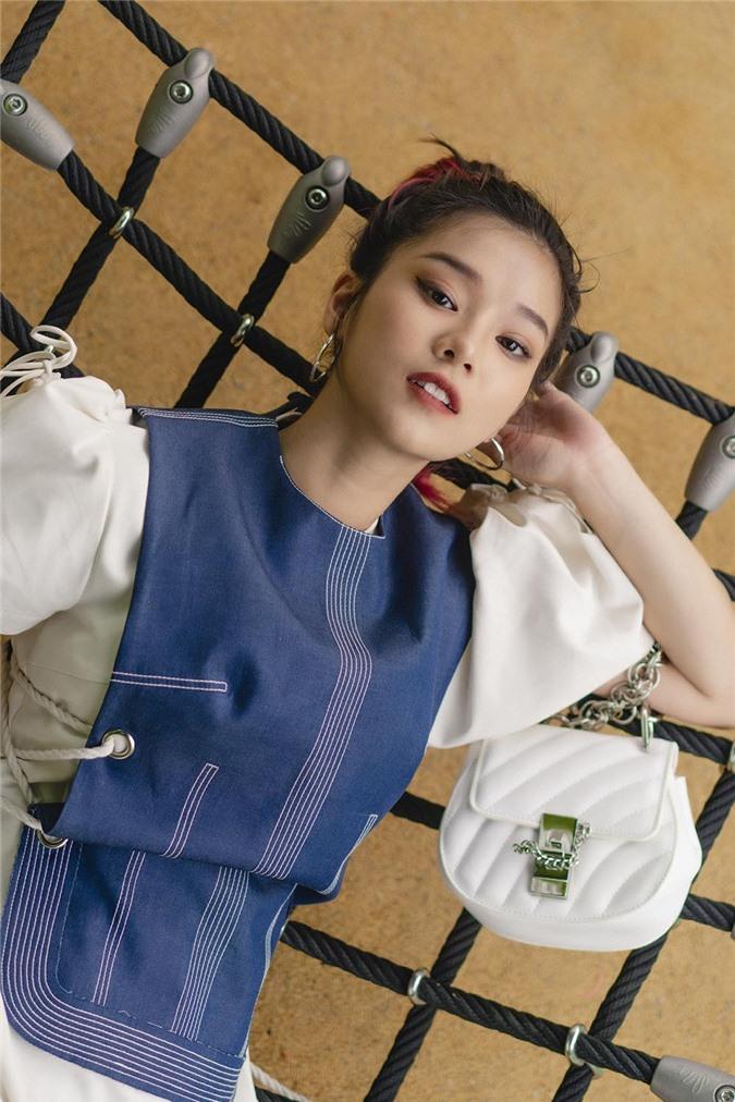 Hoàng Yến Chibi khoe vẻ xinh đẹp, cá tính - Ảnh 8.