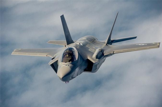 Tiem kich F-35 thieu linh kien, Tong thong Trump do loi cho ong Obama-Hinh-4