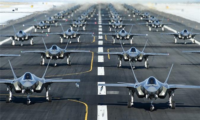 Tiem kich F-35 thieu linh kien, Tong thong Trump do loi cho ong Obama-Hinh-5